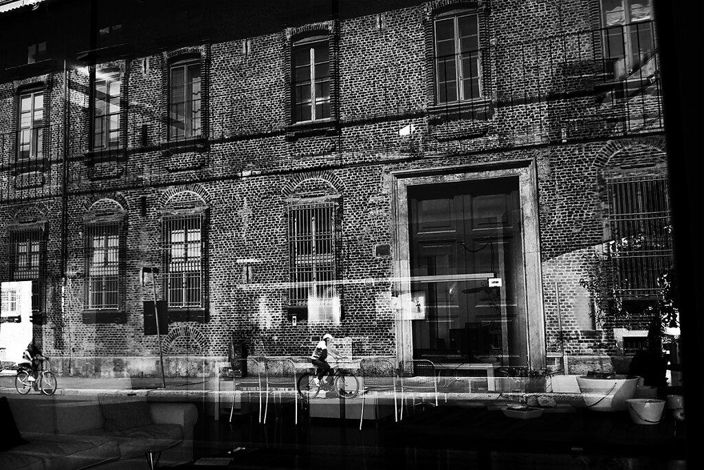 2014, Milano, Mirror